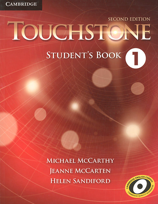 Touchstone 1: Student's Book morris c flash on english for tourism second edition