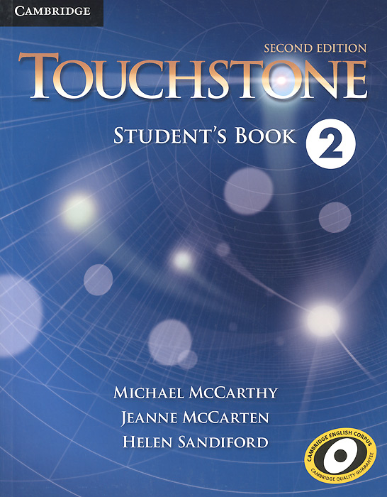 Touchstone 2: Student's Book morris c flash on english for tourism second edition