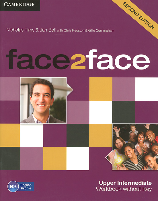 Face2Face: Upper Intermediate: Workbook without Key straightforward intermediate workbook with key pack аудиокурс на сd