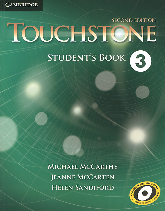 Touchstone 3: Student's Book morris c flash on english for tourism second edition