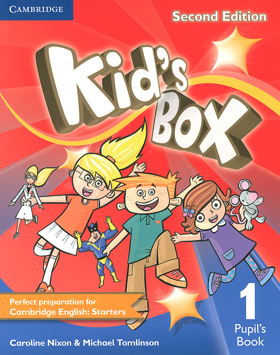 Kid's Box: Level 1: Pupil's Book hewings martin thaine craig cambridge academic english advanced students book