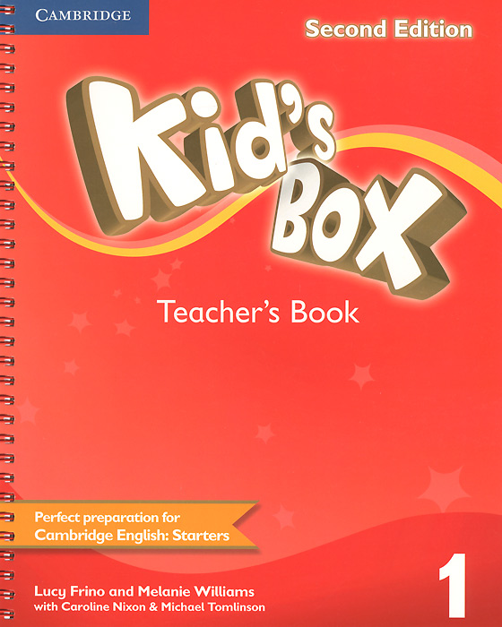 Купить Kid's Box 1: Teacher's Book