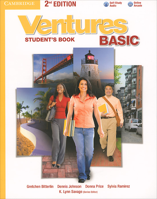 Ventures: Basic: Student's Book (+ CD-ROM)