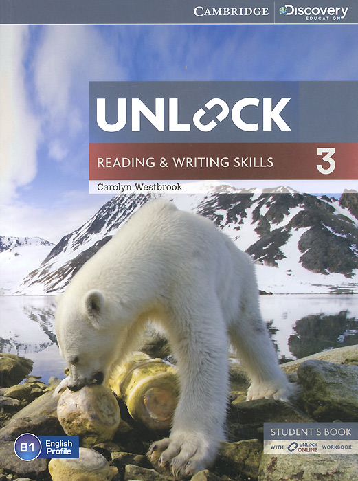 Unlock: Level 3: Reading and Writing Skills: Student's Book with Online Workbook бюстгальтер patti patterns белый 80c ru