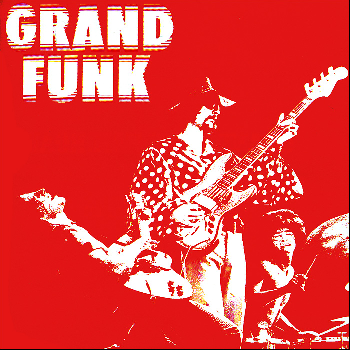 Grand Funk Railroad Grand Funk Railroad. Grand Funk торшер leds c4 funk 25 4755 ci 23