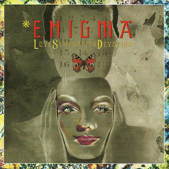 Enigma Enigma. Love Sensuality Devotion. The Greatest Hits enigma – the screen behind the mirror lp