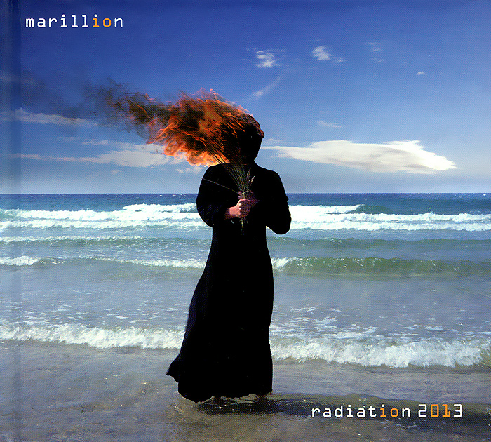 Marillion Marillion. Radiation 2013. Deluxe Edition (2 CD) marillion marillion fugazi 2 cd