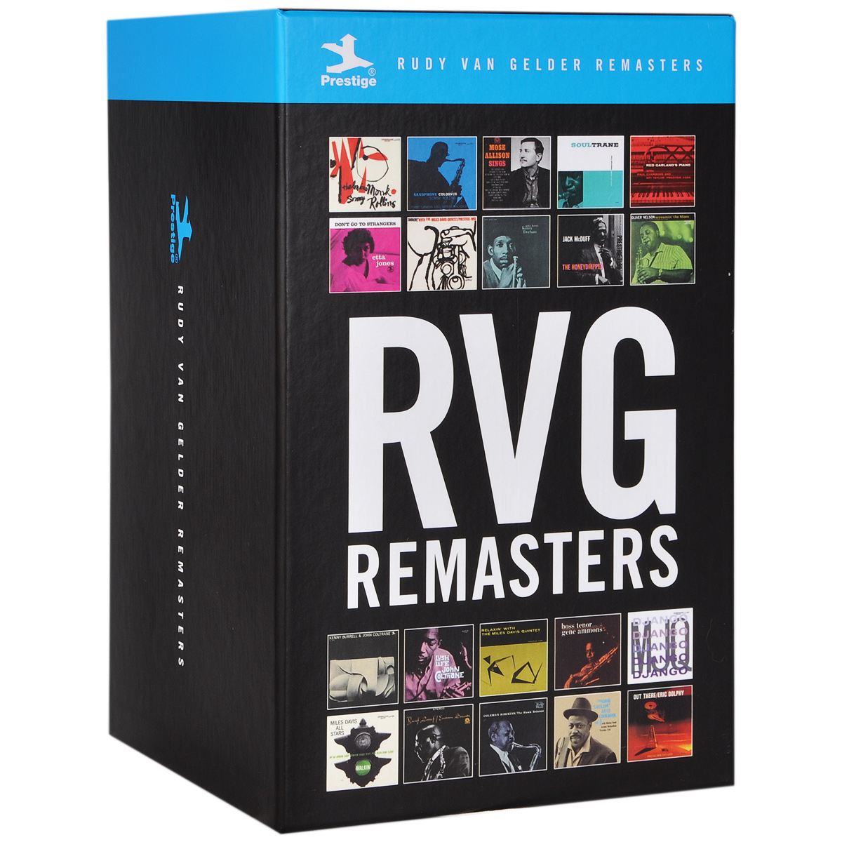 Rudy Van Gelder Remasters (20 CD)