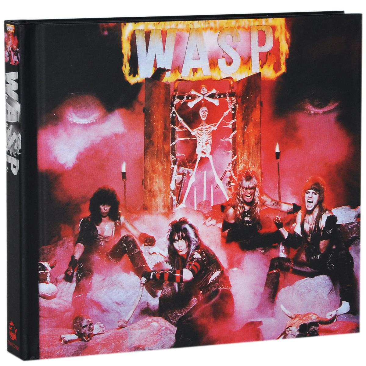 W.A.S.P. W.A.S.P. W.A.S.P. Deluxe Edition (2 CD) evanescence – synthesis deluxe edition cd dvd