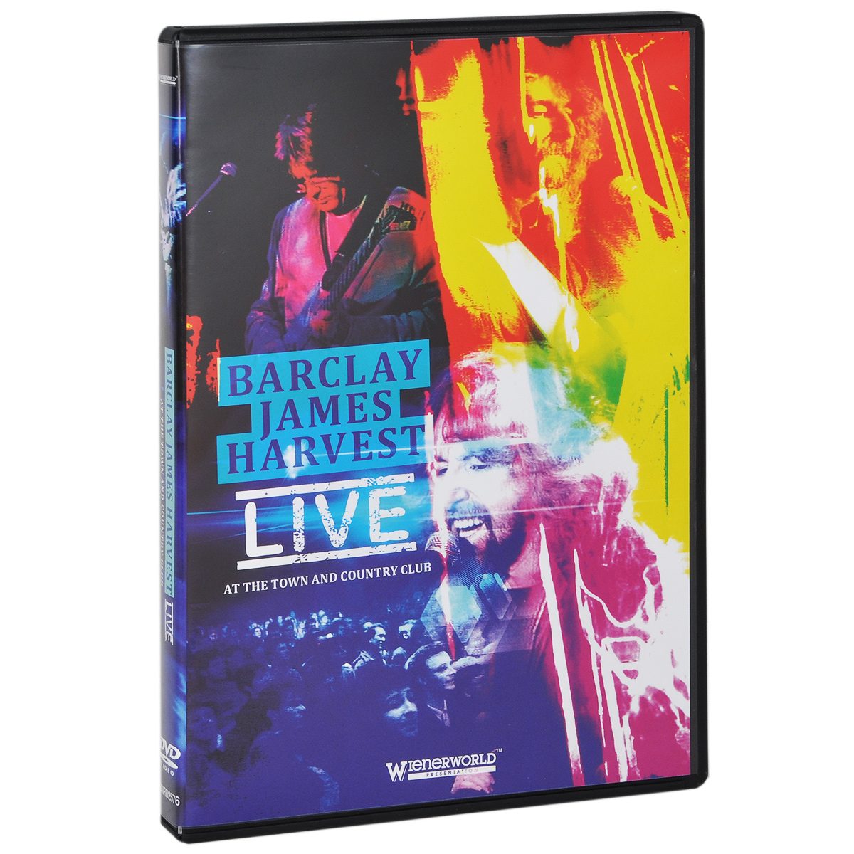 Barclay James Harvest: Live classic rock heroes live