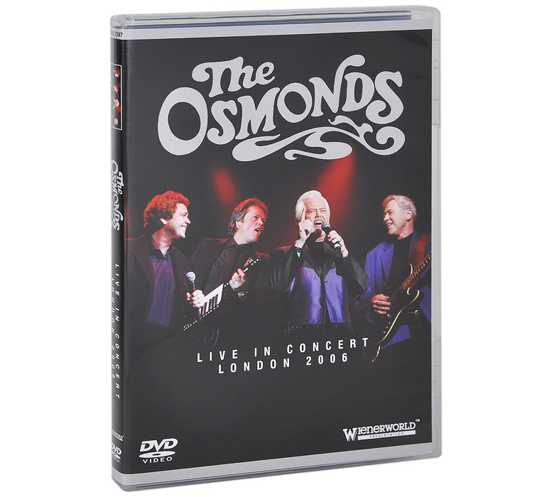 The Osmonds: Live In Concert - London 2006 виниловая пластинка alan parsons project the eye in the sky