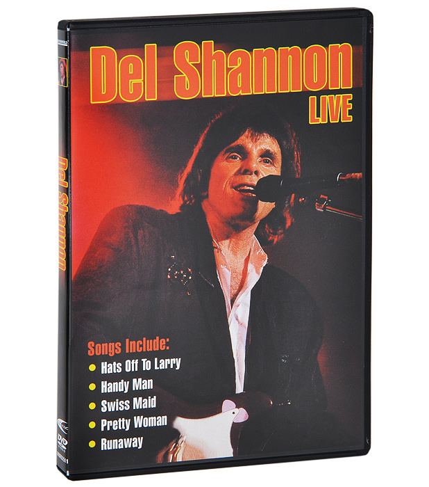 Del Shannon: Live evans larry once to every man