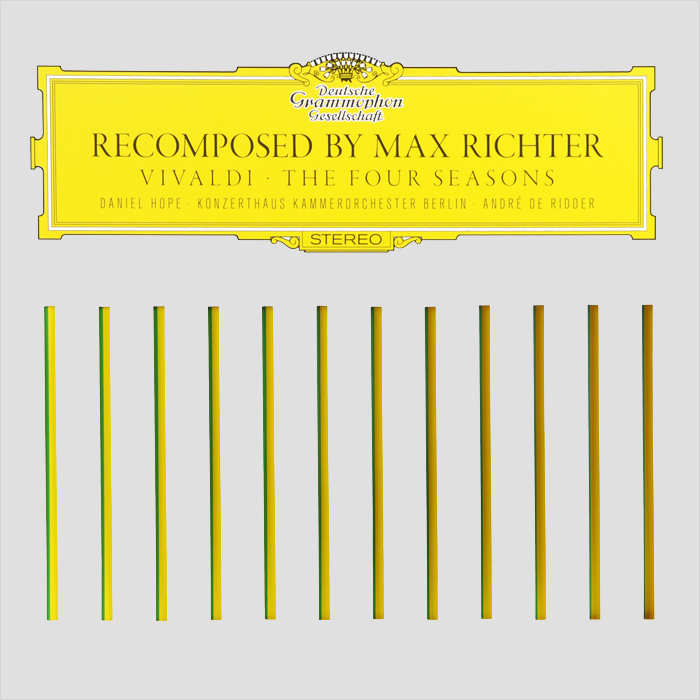 Max Richter. Vivaldi. The Four Seasons (2 LP)