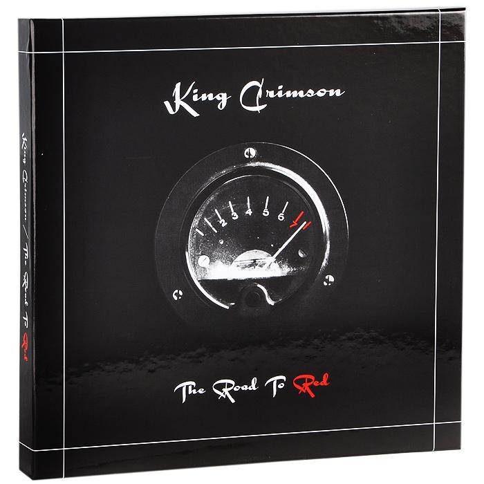 """King Crimson"" King Crimson. The Road To Red (21 CD + DVD + 2 Blu-Ray)"