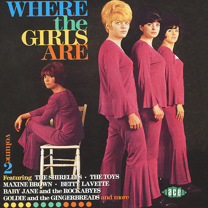 Where The Girls Are. Volume 2