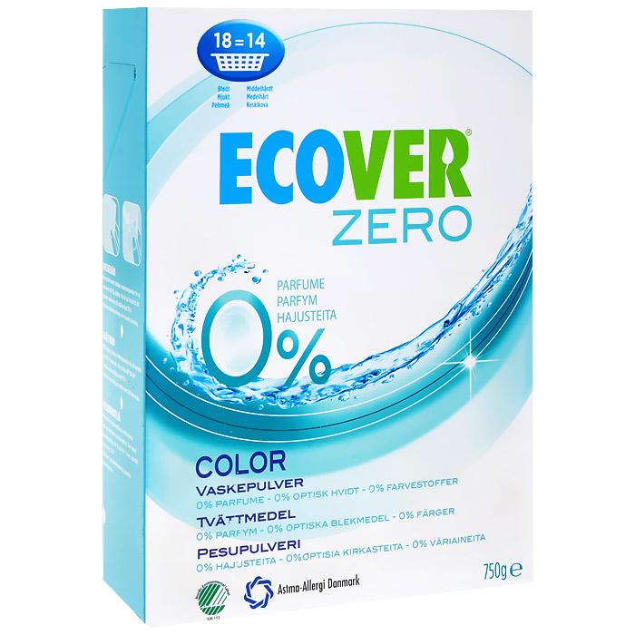 Экологический стиральный порошок Ecover Zero, для цветного белья, 750 г40034Совершенно новый ультраконцентрированный гипоаллергенный стиральный порошок Ecover Zero для цветного белья, созданный 100% на растительной и минеральной основе. Идеально подходит для беременных женщин, младенцев, детей и взрослых, склонных к аллергии и кожным заболеваниям. Сертифицирован Nordic Ecolabel, Danish Asthma-Allergy Association и Allergy UK, дерматологически протестирован. Улучшенная формула порошка Ecover Zero содержит небольшое количество бережного кислородного отбеливателя, который прекрасно удаляет пятна на одежде даже при стирке на низких температурах (30°С). Великолепно выполаскивается. Экономичный ультраконцентрат позволяет использовать меньше порошка и обеспечивает на 50% больше стирок! При машинной стирке не требуется добавление средств для смягчения воды и предотвращения образования накипи (типа Calgon). Без запаха. Не содержит нефтепродуктов, отдушек, ароматизаторов, оптических отбеливателей, пигментов, красителей, фосфатов. Содержит энзимы (не ГМО) и натуральный кислородный отбеливатель. Подходит для использования в домах с автономной канализацией. Не наносит вреда любым видам септиков! Характеристики:Состав: 15-30% анионные био-ПАВ на растительной основе, цеолиты, кислородный отбеливатель; 5-15% неионные био-ПАВ, силикат натрия, карбонат натрия, бикарбонат натрия, полипептид;Вес: 750 г. Товар сертифицирован.