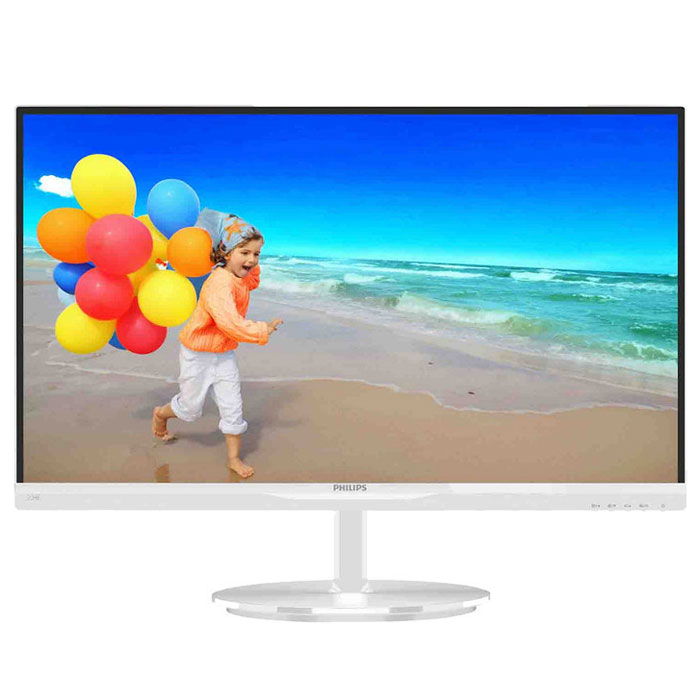 Philips 234E5QHAW (00/01), White Cherry монитор