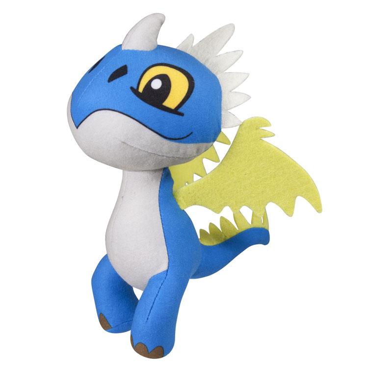 Мягкая игрушка Dragons Громгильда, озвученная игрушка