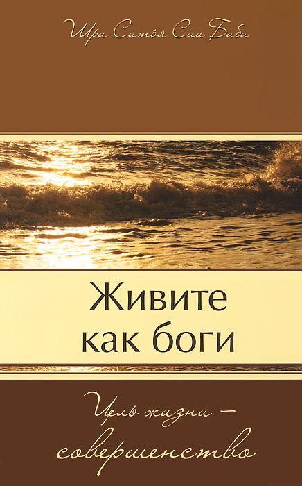 Шри Сатья Саи Баба Живите как боги. Цель жизни - совершенство сатья саи баба веды путь жизни формы и методы работы над собой isbn 978 5 413 01137 9