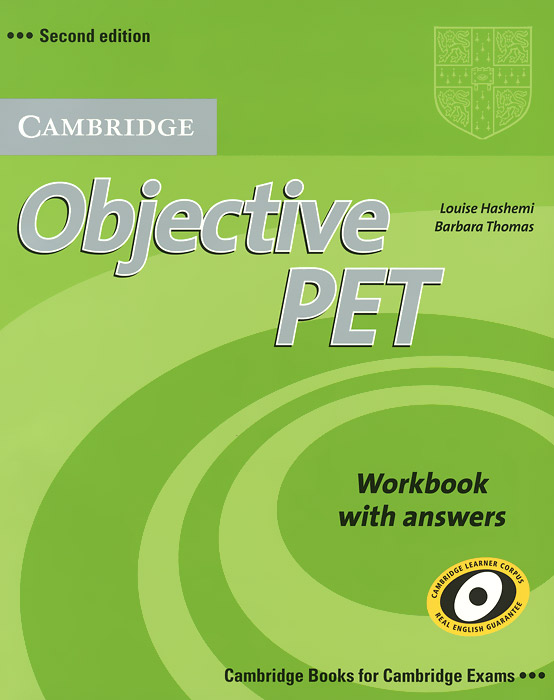 Objective PET: Workbook with Answers objective first 4 edition workbook without answers сd