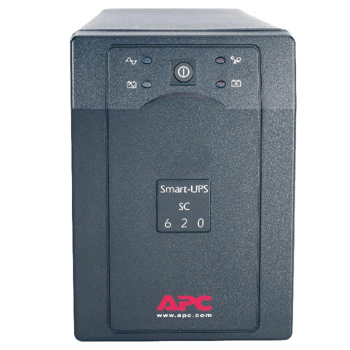 APC SC620I Smart-UPS 620VA ИБП - Источники бесперебойного питания (UPS)