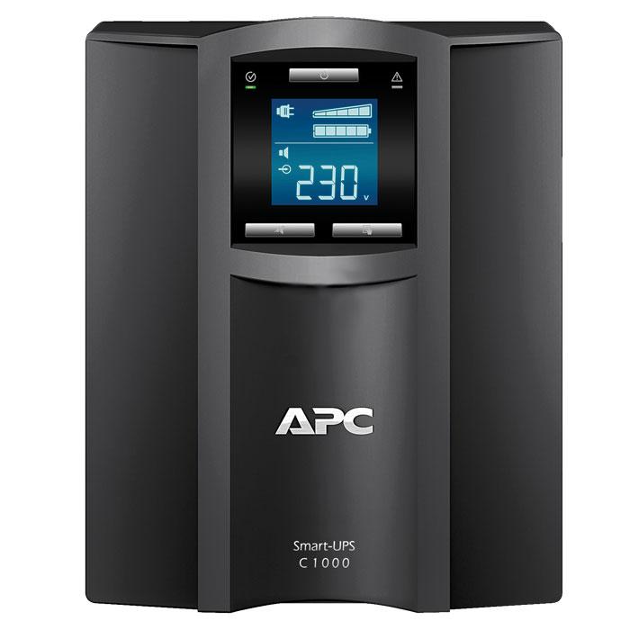 APC SMT750I Smart-UPS 750VA LCD ИБП - Источники бесперебойного питания (UPS)
