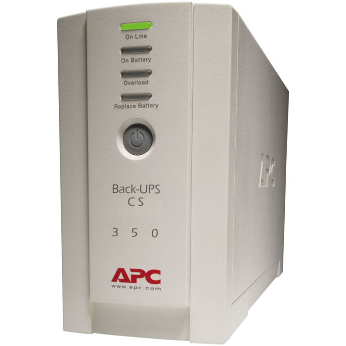 APC BK350EI Back-UPS 350 ИБП ибп apc back cs 350va bk350ei