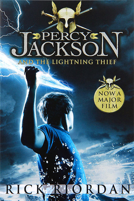 Percy Jackson and the Lightning Thief percy jackson and sea of monster