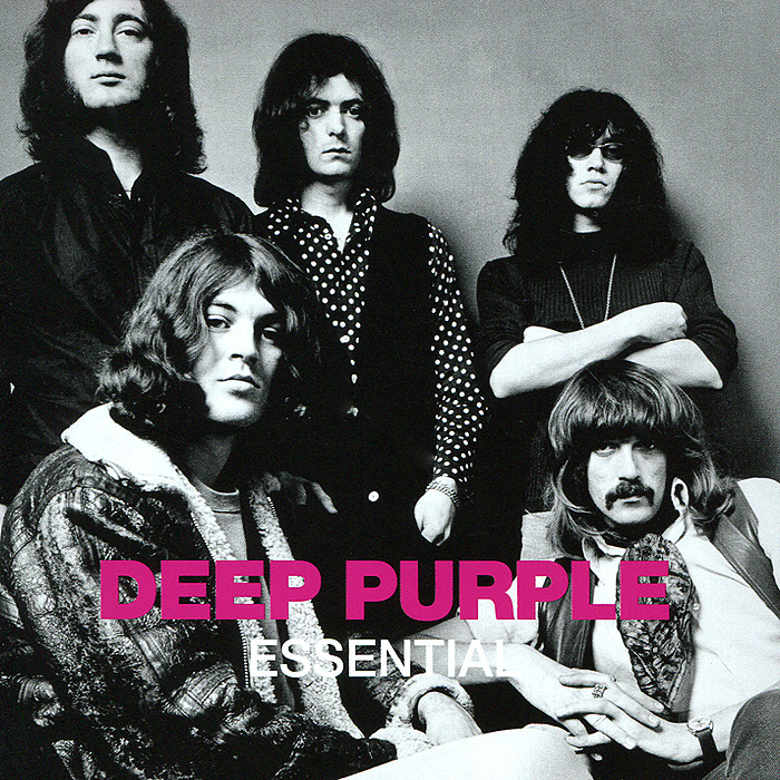 """Deep Purple"" Deep Purple. Essential"