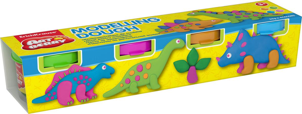 Пластилин на растительной основе Modelling Dough №2, 4 цвета, 35 г32712Пластилин на растительной основе Modelling Dough - увлекательнаяигрушка, развивающая у ребенка мелкую моторику рук, воображение итворческое мышление. Пластилин легко разминается, не липнет к рукам ирабочей поверхности, не пачкает одежду. Цвета смешиваются между собой,образуя новые оттенки. Пластилин застывает на открытом воздухе через 24часа. Набор содержит пластилин 4 цвета (оранжевый, голубой,салатовый, розовый). Пластилин каждого цветахранится в отдельной пластиковой баночке. С пластилином нарастительной основе Modelling Dough ваш ребенок будет часами занятигрой. Характеристики:Общий вес пластилина: 35 г. Изготовитель: Россия.