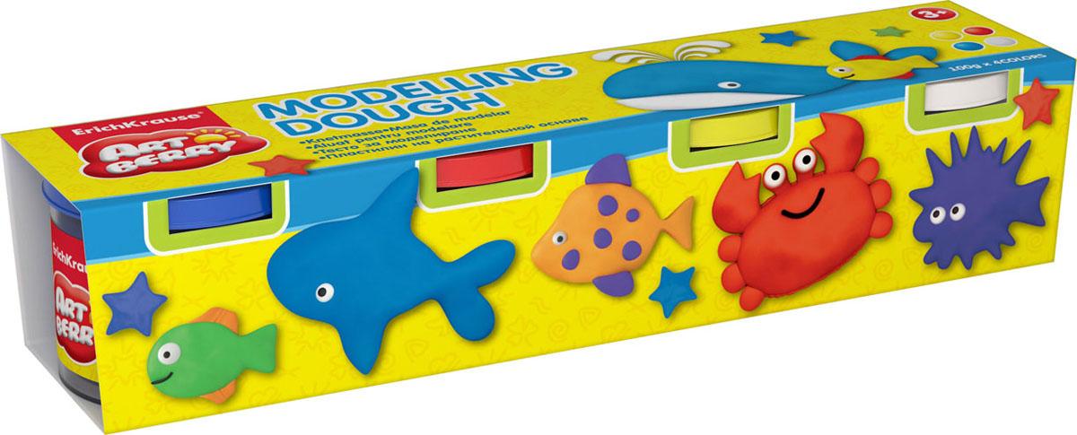 Пластилин на растительной основе Modelling Dough №1, 4 цвета, 100 г32721Пластилин на растительной основе Modelling Dough - увлекательнаяигрушка, развивающая у ребенка мелкую моторику рук, воображение итворческое мышление. Пластилин легко разминается, не липнет к рукам ирабочей поверхности, не пачкает одежду. Цвета смешиваются между собой,образуя новые оттенки. Пластилин застывает на открытом воздухе через 24часа. Набор содержит пластилин 4 цвета (желтый, красный,синий, белый). Пластилин каждого цветахранится в отдельной пластиковой баночке. С пластилином нарастительной основе Modelling Dough ваш ребенок будет часами занятигрой. Характеристики:Общий вес пластилина: 100 г. Изготовитель: Россия.
