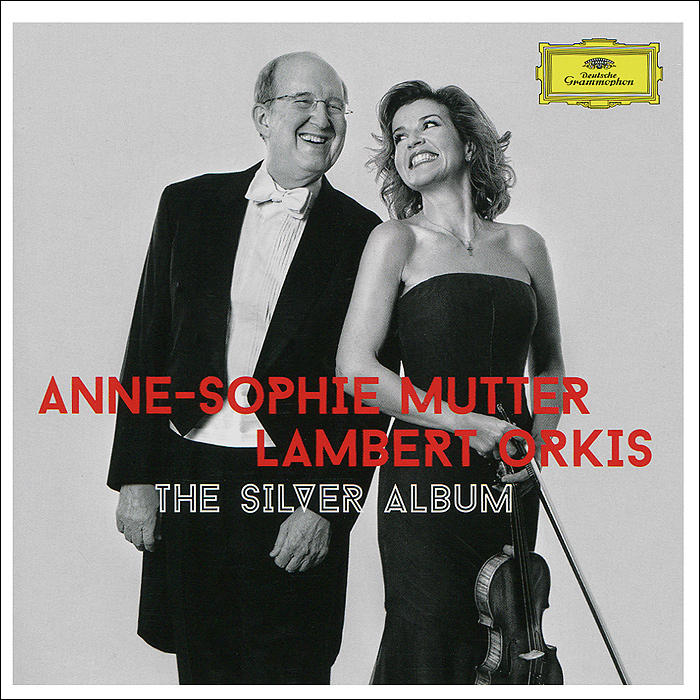 Анна-Софи Муттер,Ламберт Оркис Anne-Sophie Mutter, Lambert Orkis. The Silver Album (2 CD) lambert lambert sweet apocalypse