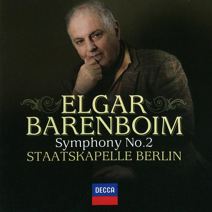 Staatskapelle Berlin,Дэниэл Баренбойм Staatskapelle Berlin, Daniel Barenboim. Elgar. Symphony No. 2 haux berlin