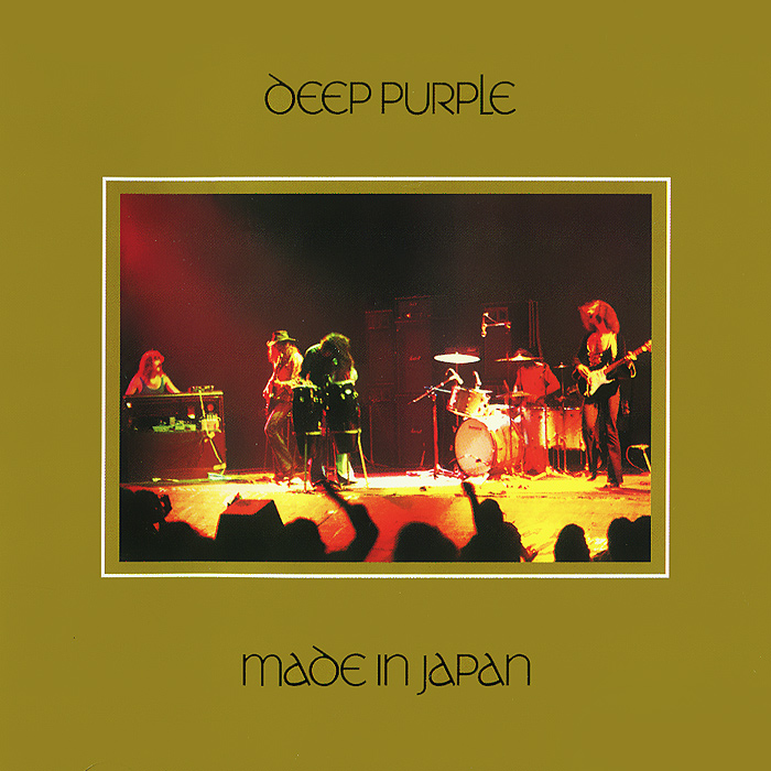 Deep Purple Deep Purple. Made In Japan deep purple deep purple made in japan