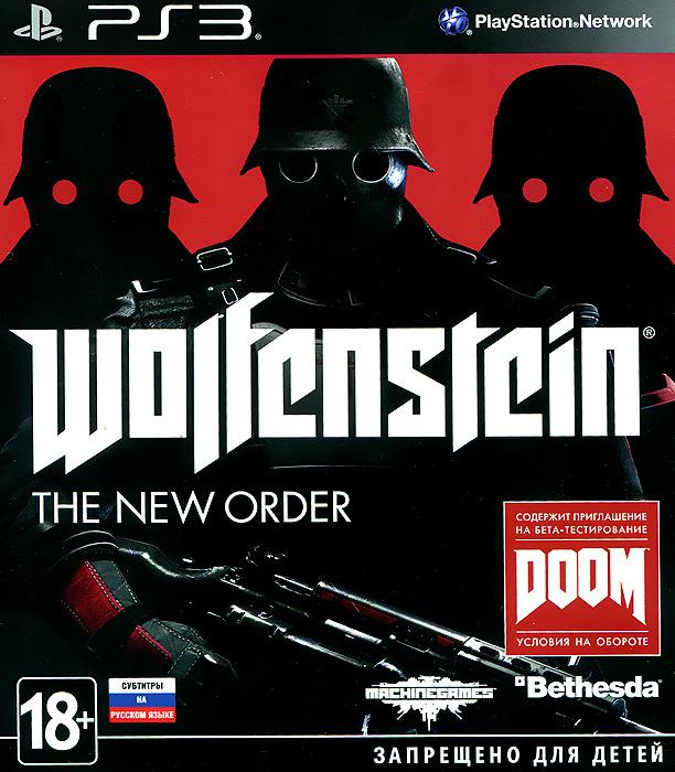 все цены на  Wolfenstein: The New Order (PS3)  онлайн