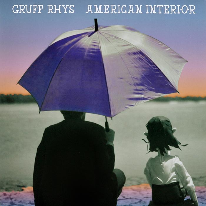 Gruff Rhys Gruff Rhys. American Interior (LP + CD)