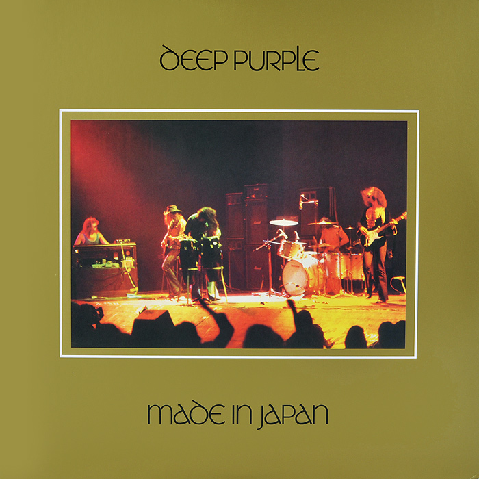 Deep Purple Deep Purple. Made In Japan (2 LP) deep purple deep purple made in japan 2 lp 180 gr