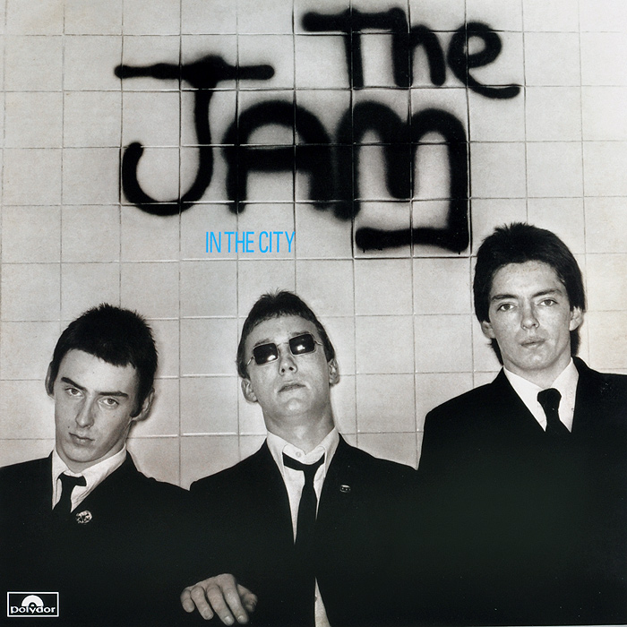 The Jam The Jam. In The City (LP) постер city in the distance