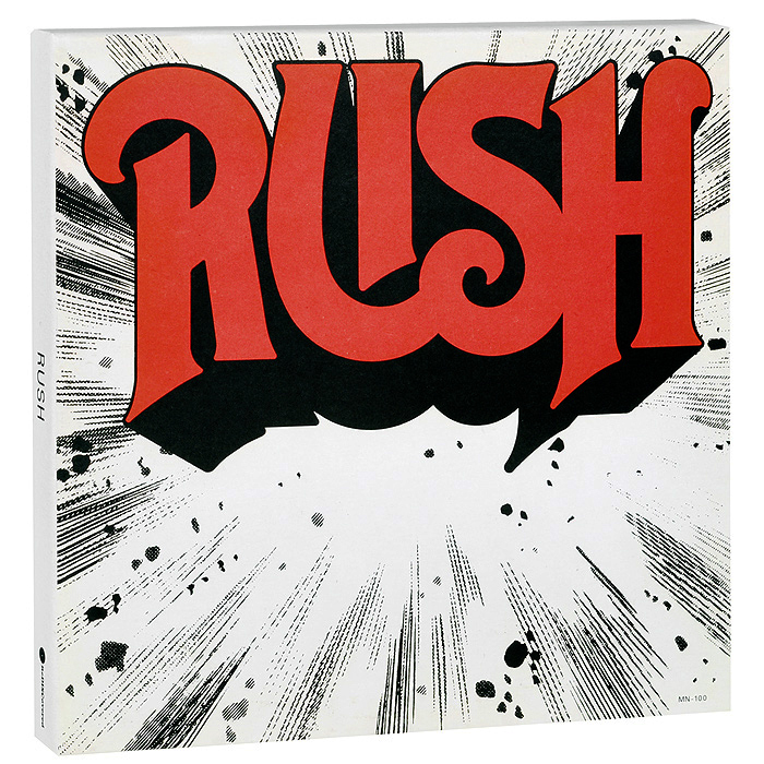 Rush Rush. Rush. Limited Edition (LP) roxy music roxy music the studio albums limited edition 8 lp