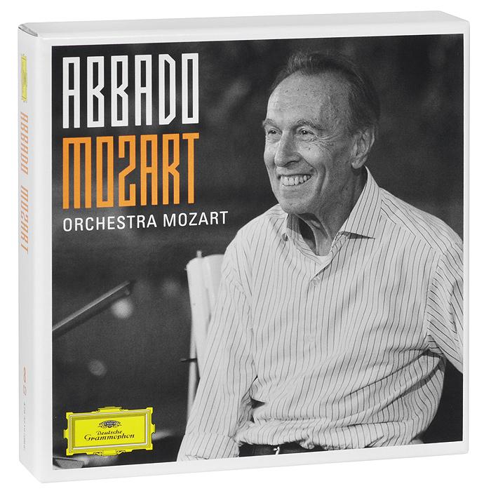 Claudio Abbado. Mozart (8 CD)