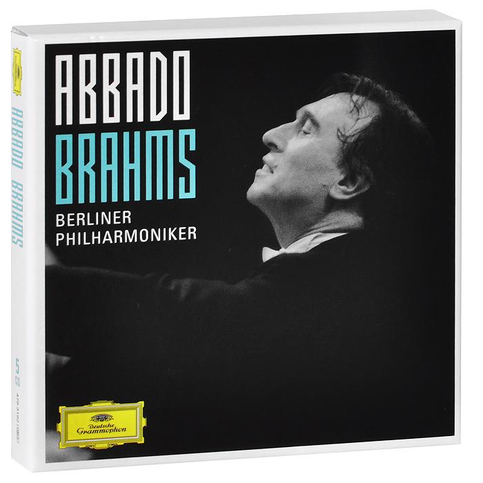 Клаудио Аббадо,Berliner Philharmoniker Claudio Abbado. Brahms (5 CD) münchner philharmoniker elbphilharmonie hamburg