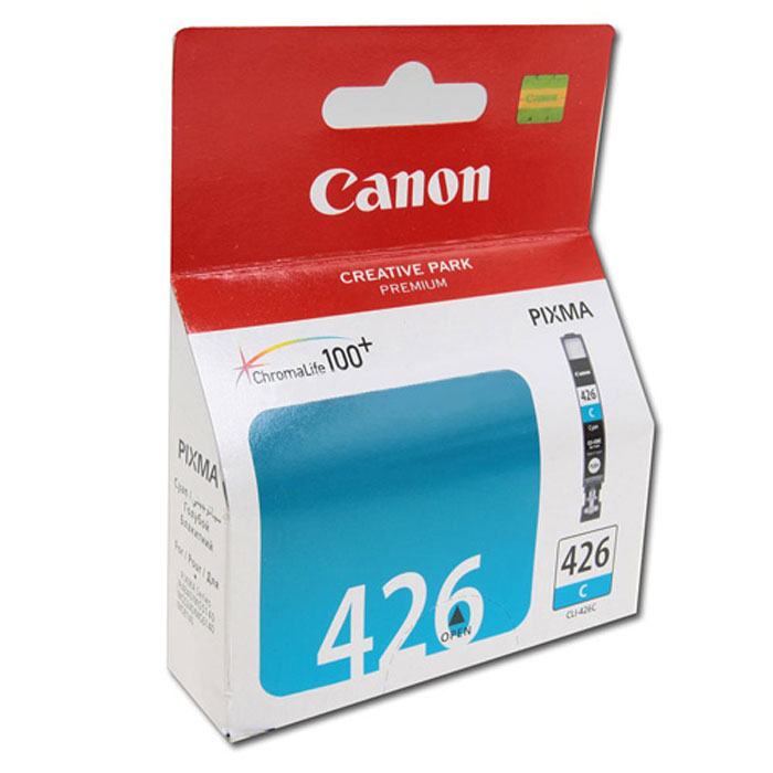 Canon CLI-426C картридж, Light Blue