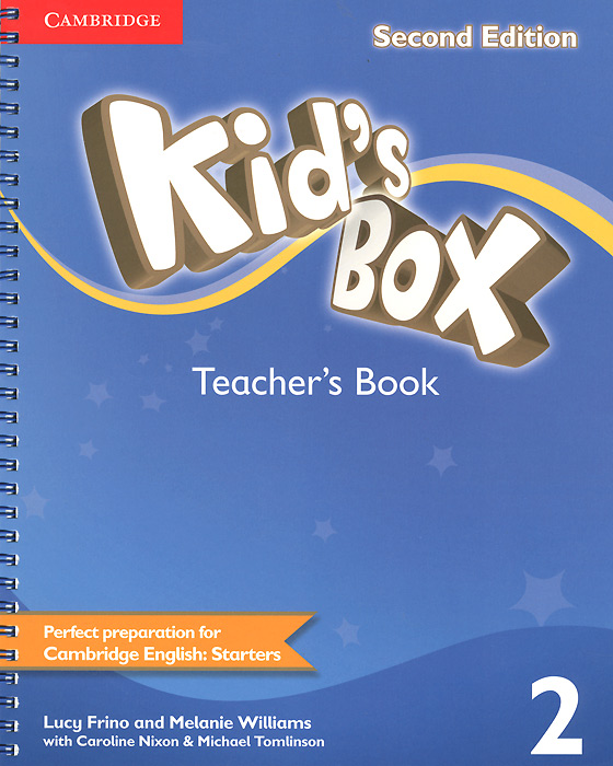 Kid's Box: Teacher's Book 2 cambridge english empower advanced student s book c1