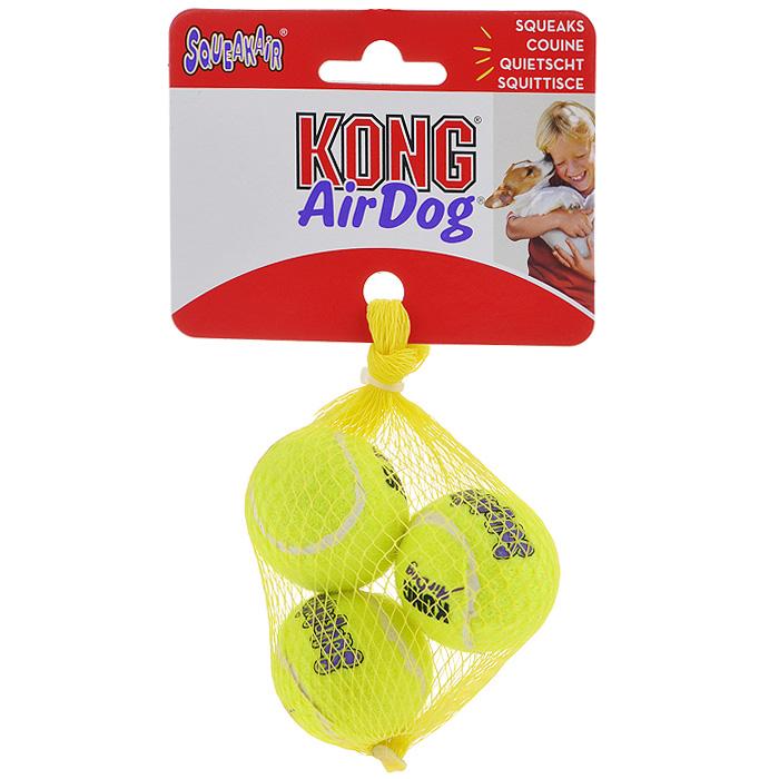 Игрушка для собак Air Теннисный мяч, 3 шт. AST5E игрушка fauna international firt 0022 мяч на верёвке 40cm для собак 52021