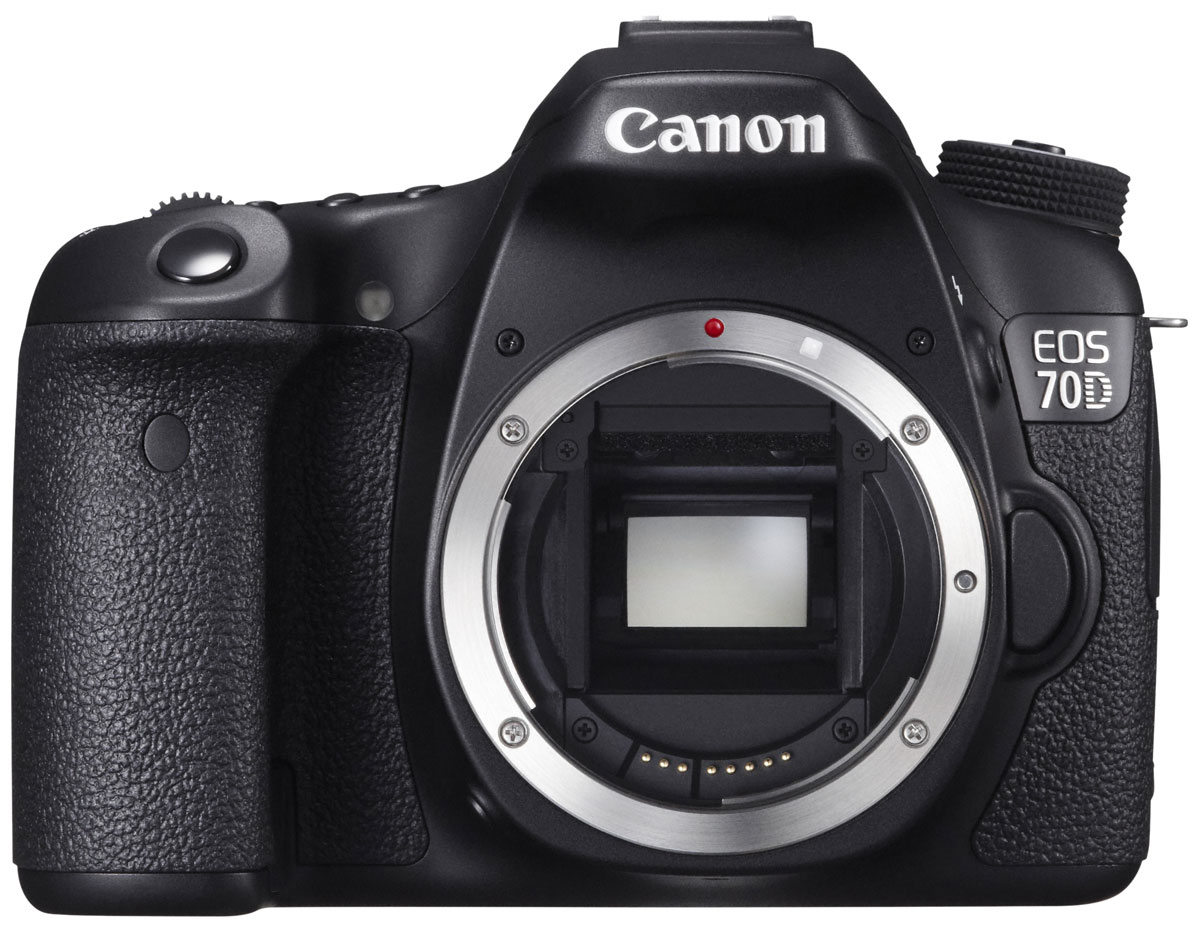 Canon EOS 70D Body цифровая зеркальная фотокамера - Зеркальные фотоаппараты