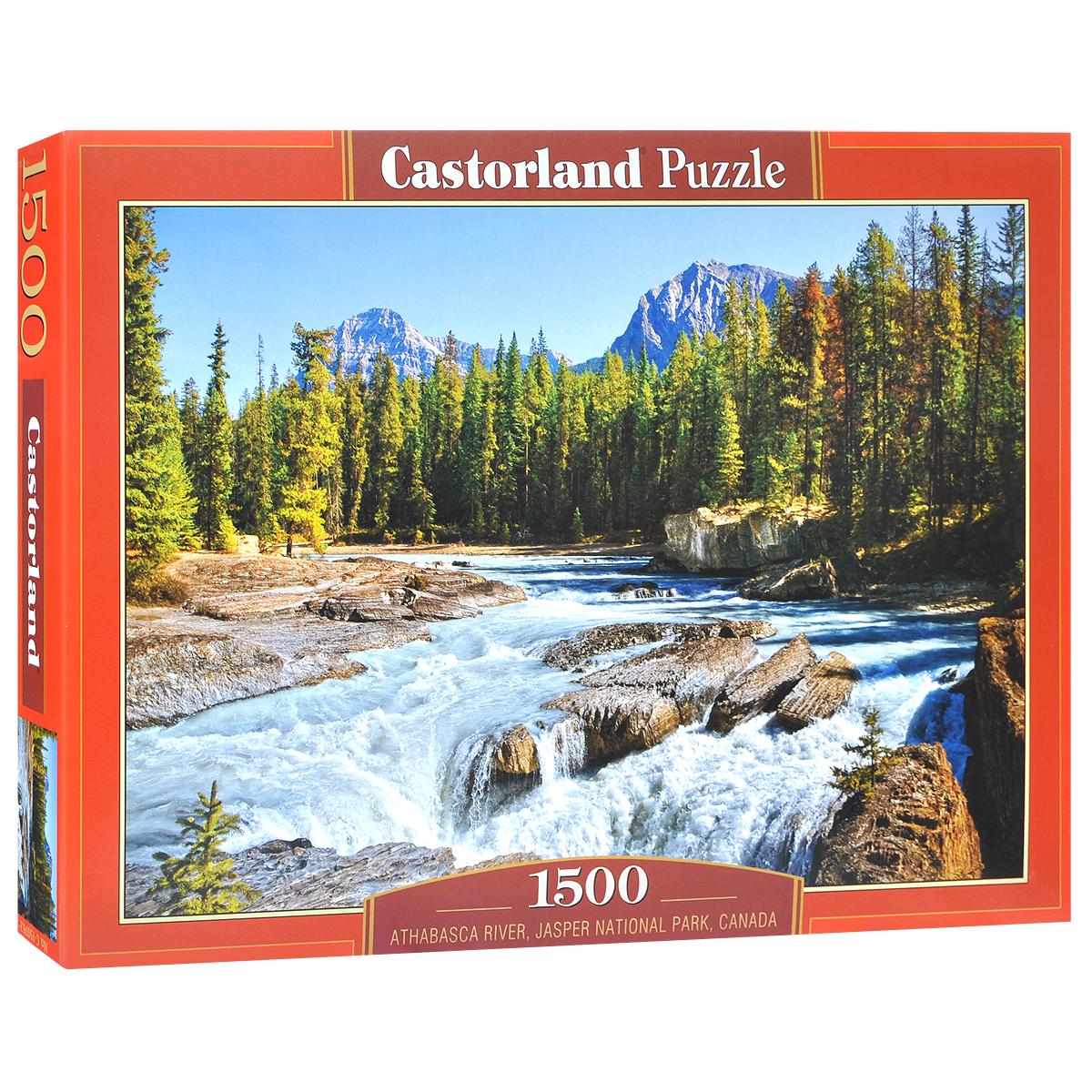Национальный парк, Канада. Пазл, 1500 элементов