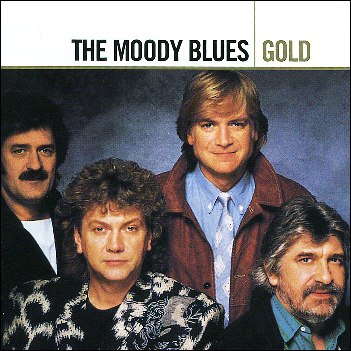 The Moody Blues The Moody Blues. Gold (2 CD) moody blues moody blues on the threshold of a dream 180 gr