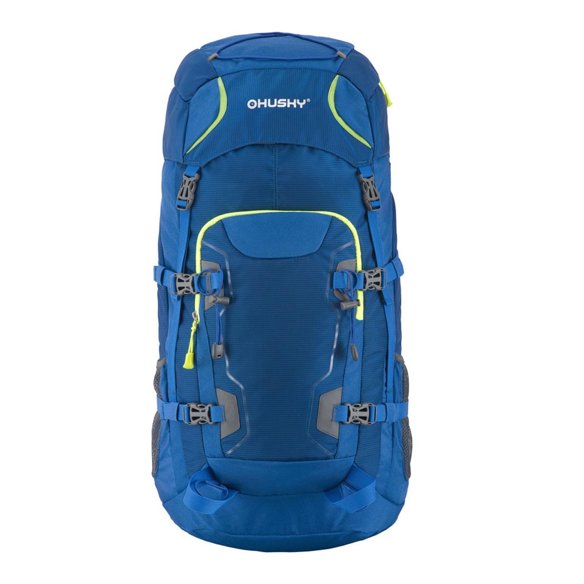 Рюкзак туристический Husky Sloper 45, цвет: синий туристический рюкзак adidas s20091 2015