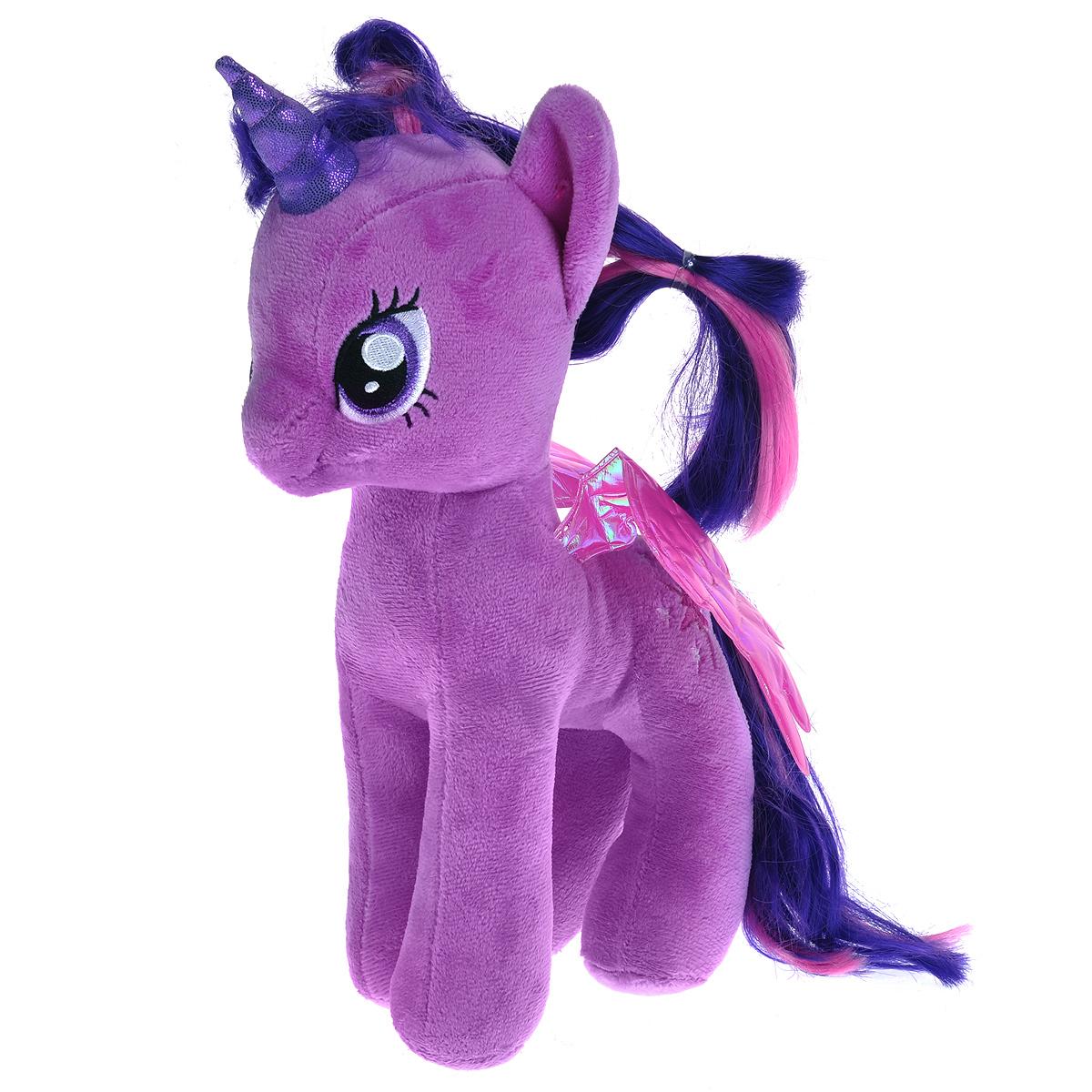 My Little Pony. Пони Twilight Sparkle, 29 см мульти пульти мягкая игрушка принцесса луна 18 см со звуком my little pony мульти пульти