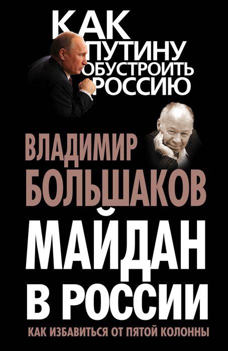 Владимир Большаков Майдан в России. Как избавиться от пятой колонны бетомешалку б у на 250л на украине